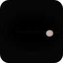 Jupiter and moons,                                Stephen Kennedy