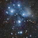 The Pleiades, M45,                                Rolandas_S
