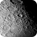 Moon - Clavius crater,                                luter68