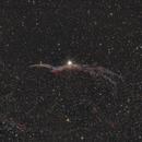 NGC6960 - Veil Nebula - Cygnus,                                Emmanuel Fontaine