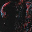 Veil Nebula NGC6960 NGC6979 NGC6992-95,                                Sylvain Lefebvre