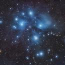 Messier 45 - Pleiades,                                Maicon Germiniani