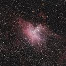 Eagle Nebula,                                Dan West