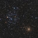 M35 & NGC 2158 (TSA102/AtikOne),                                Jean-Baptiste Auroux