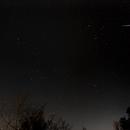 Geminid meteor, 12/14/2012,                                GregK
