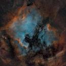 NGC7000, IC5070 - SHO,                                xordi