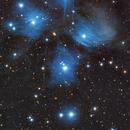 M45 /The Seven Sisters/Pleiades,                                Adam Ament
