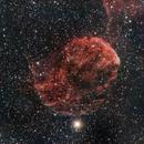 IC443 - Jellyfish Nebula,                                LarryDoucet