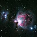 Orion - M42,                                Zach