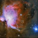 M-42 Orion nebula,                                Agusk75