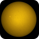 The Sun - my first real image,                                Richard Blackshaw
