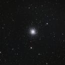 M13 Hercules globular cluster,                                Johannes Bock
