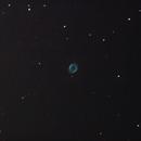 The Ring Nebula (M57),                                Geovandro Nobre