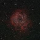 Rosette Nebula,                                lonespacewolf