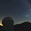 Observatorio de La Sagra,                                Máximo Bustamante