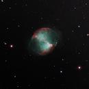 M27 Nebulosa do Haltere 25-07-2021 (crop),                                Wagner