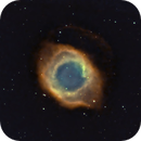 NGC 7293 Bicolor,                                Peppe.ct