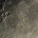 Crescent Moon (Mare Nectaris, Mare Fecunditatis...) 36%,                                Cyril NOGER