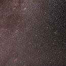 Many Objects: Heart & Soul, California Nebula and Andromeda and Triangulum galaxy,                                Nikolay Vdovin