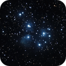 M45 - Pleiades,                                Mark Donnelly