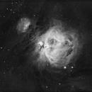 M42 - Orion Nebula,                                Elboubou