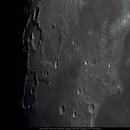 Sinus Iridium, Sinus Roris, Babbage, Pythagorus and Anaximander,                                Michael Feigenbaum