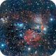 NGC 2170 The Angel Nebula,                                Greg Nelson