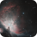 M42 - Great Nebula in Orion,                                zagers
