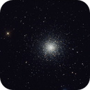 M13 Hercules Globular Cluster,                                Mark Eby