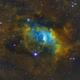 Hubble Bubble  (NGC 7635),                                Josh Woodward