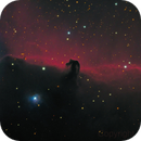 HorseHead Nebula, a HaL-RGB picture,                                Niels V. Christensen