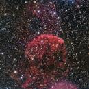 IC 443 - Jellyfish Nebula,                                GALASSIA 60