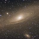 M31 Andromeda,                                Michael Southam
