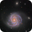 M100   A Grand Design Spiral with Inner Star Forming Ring,                                Kevin Morefield
