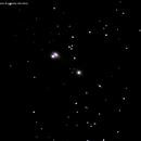 ngc 547-ngc541-ngc535 ammasso di galassie nel cetus,                                Carlo Colombo