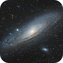 M31 from Red River Gorge,                                yock1960
