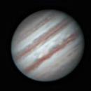 Jupiter with 5x barlow,                                Janos Barabas