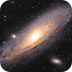 M31 - The Andromeda Galaxy,                                Jeremy Wiggins