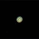 Jupiter, schlechte Bedingungen,                                Frank Lothar Unger