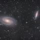 Bode's galaxy,                                Bret Waddington