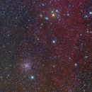 Two clusters: NGC2477 and NGC2451,                                Roberto Colombari