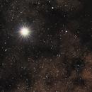 Jupiter in Milky Way (may 2019),                                Harold Freckhaus