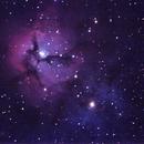 Trifid Nebula,                                kjohnse