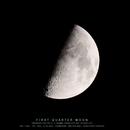First Quarter Moon,                                Christophe Perroud