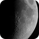 """4 panel mosaic with the 12 """"F4 Newton and the ASI 120mm-s,                                Stefan Schimpf"""