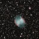 M27 - Dumbbell Nebula,                                packrat12