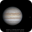 Jupiter & IO,                                Mason Chen