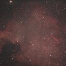 NGC 7000,                                Florian Kolbe