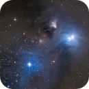 NGC 6726/27/29 - Reflection Nebulae in Corona Australis,                                Martin Junius