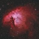 NGC 281 - Pacman Nebula,                                Mine Berger